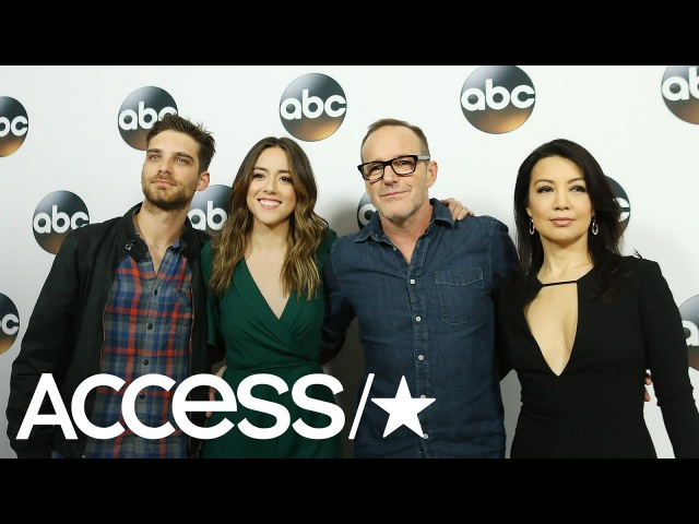 Marvels Agents Of S.H.I.E.L.D. Cast Hints At A Huge 100th Episode | Access