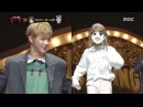 180311 복면가왕 - drum man KANG DANIEL Terius individual @ King of Masked Singer EP. 144 (CUT)