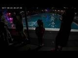 Пенная вечеринка в Аква-Вита