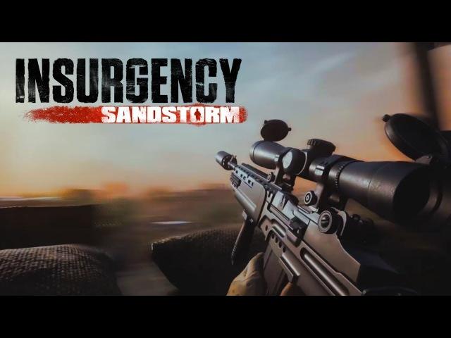 Insurgency Sandstorm Interview Breakdown - New Multiplayer Gameplay Details
