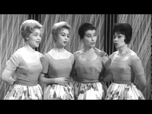Вокальный кв-т Советская песня - Оттепель