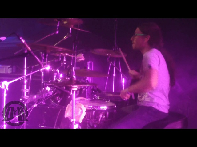 ABORTED@Fecal Forgery-Live at METALFEST 2013 (Drum Cam)