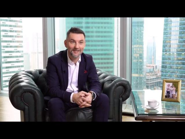 Вице-президент по коммерческому маркетингу и продажам Oriflame Коппани Беркеш о своем образе жизни