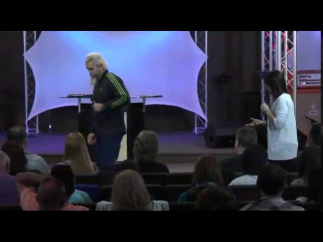 Как воскрешать мёртвых? Давид Хоган David Hogan ч1 (16.05.2014) Resurrection Glory Conference TCCI