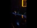 Фаер шоу в байк-центреСекстон