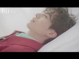 Зfкадровое видео со съемок Донука для Elle Taiwan March 2018