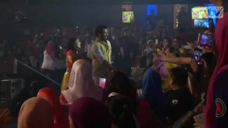 Танец Срити и Шабира