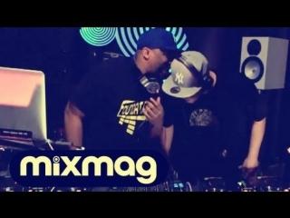 Deep House presents: DJ EZ classic UK Garage set in The Lab LDN  DJ Live Set HD 720