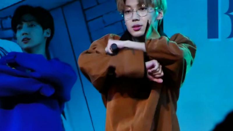 [Фанкам|VK][22.02.2018] Boyfriend на релиз-мероприятии, посвященном выпуску японского сингла