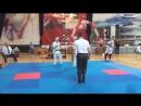 Александр Козлов, 1 бой
