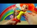 Сказочный патруль Куклы. Обзор Игрушки. Распаковка Аленка.