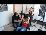 FrenchTickling - The Tickler Has Fun with the Insanely Ticklish Soraya  Alya