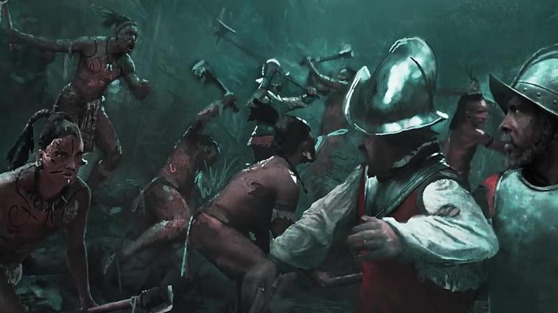 Боевые псы конкистадоров