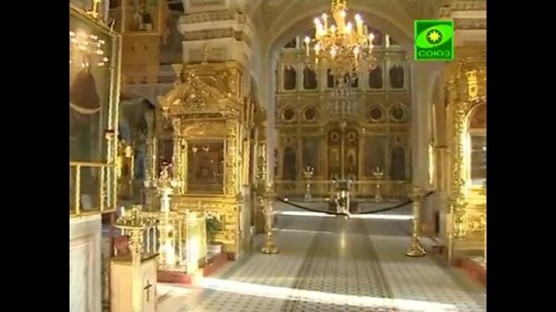 Трифоновский Храм из цикла Святыни Москвы