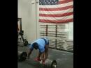 Рэй Уилльямс - тяга 370 кг