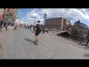 Ride Travel Skate-Cruise Day 2 Stockholm