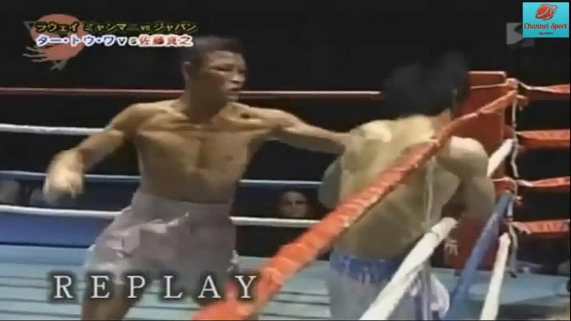 Самые жесткие бои без правил_ Летхвей кхмерский бокс_ Бой без перчаток