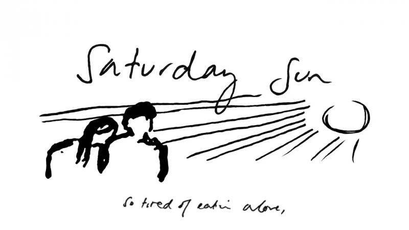 Vance Joy (Вэнс Джой) - Saturday Sun [2018 Official Audio]