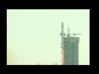 Long March-2D launches land exploration satellite