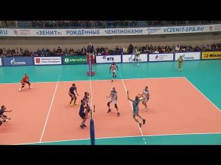HIGHLIGHTS. Зенит СПб — Урал Суперлига 2017-18. Мужчины