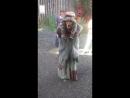Карише 5 лет СУПЕР Баба Яга вручила подарок от Тридевятого Царства