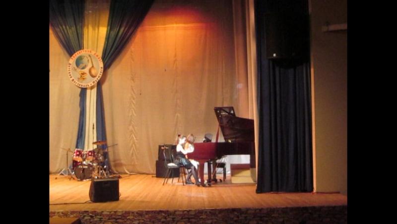 Бетховен - рок-н-ролл Boogi-Willy-Boy (обработка для фортепиано Н.Капитановой)