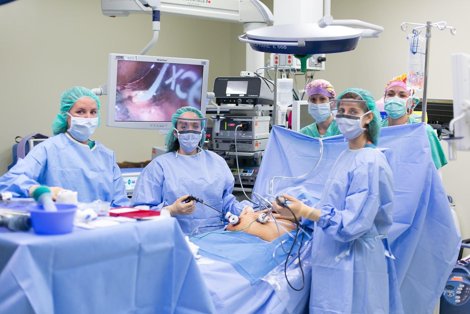 колоректальный хирург