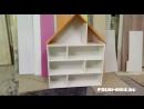 Кукольный домик для кукол барби, винкс. Дом для игрушек