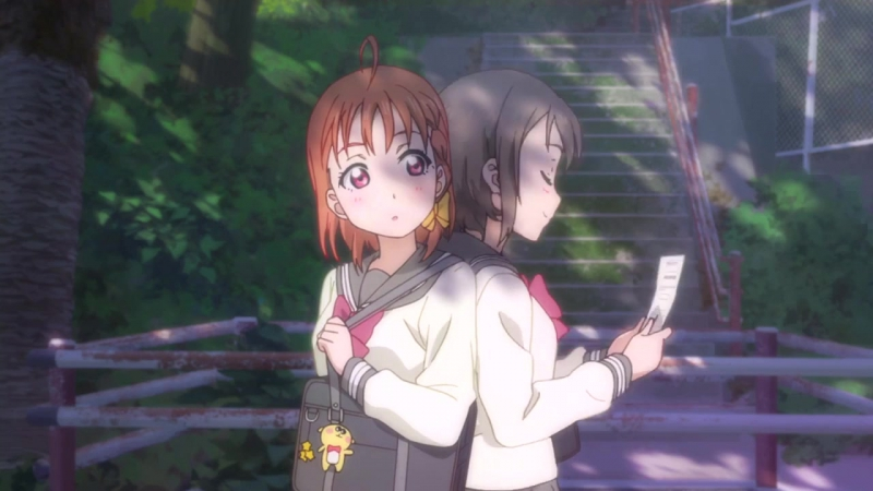 渡辺 曜 MAD (μ'sic of your soul/ Love Live)