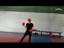 Amazing Juggling Cardistry Object Manipulation