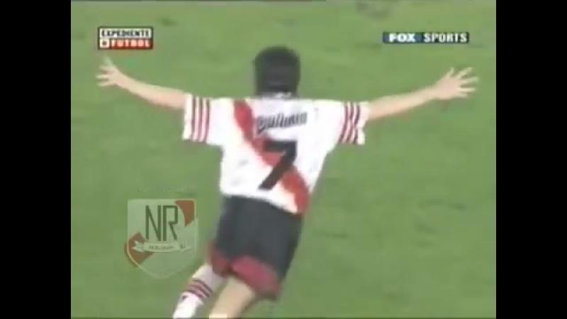 Марсело Салас - гол за Ривер Плейт, 1997 год