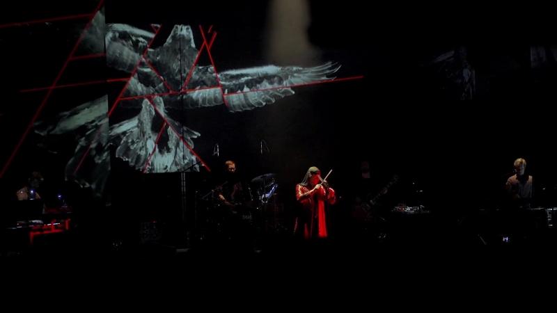 Laibach - EIN VERKÜNDIGER (live in Kino Šiška 2017)
