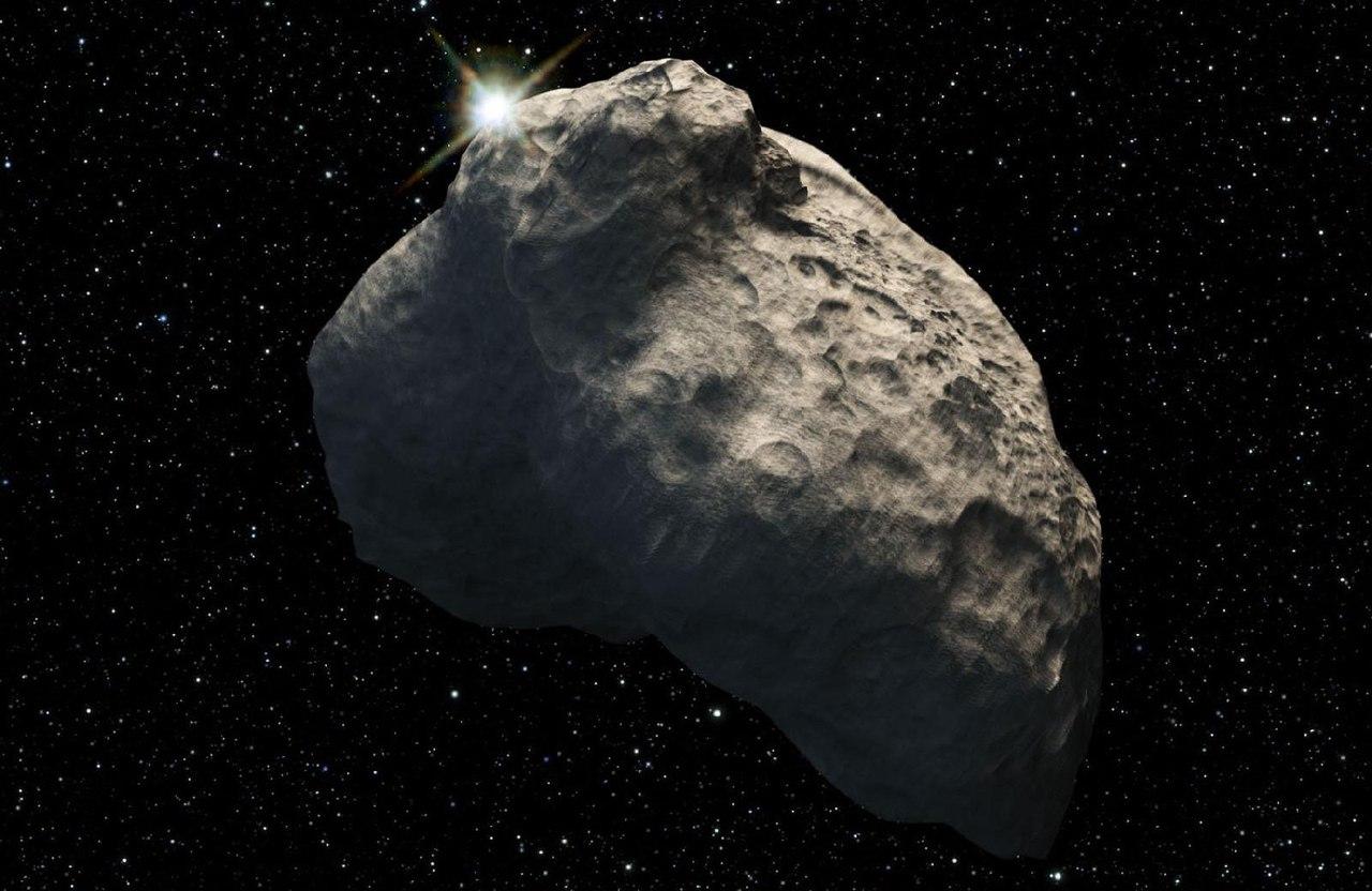Послезавтра астероид закроет собой относительно яркую звезду!