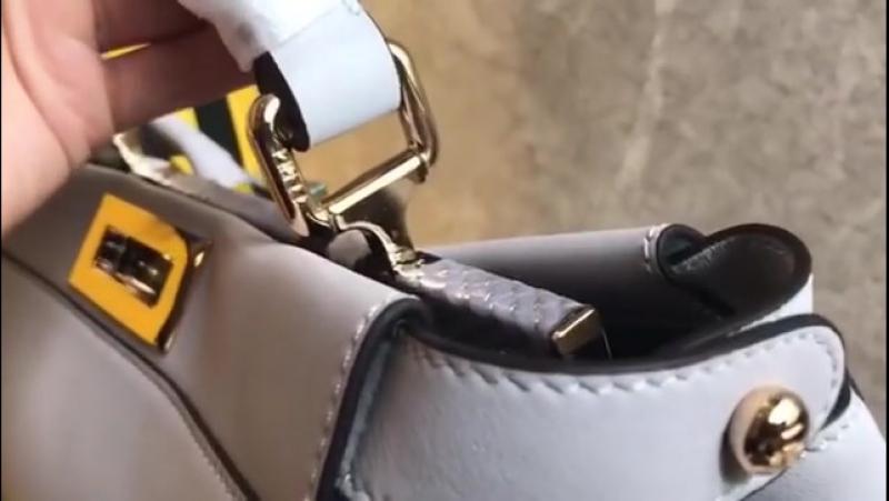 Посмотрите как эта сумочка оживает в руках. Она на... Москва 27.07.2017