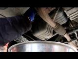 Chevrolet Spark (Шевроле Спарк) замена масла в двигателе, салонного и воздушного фильтра.