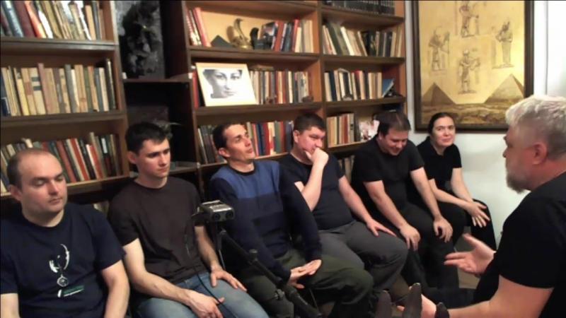 """8-8 Подноготная любви в """"Разрисованной вуали"""", Зимородок (Меняйлов)"""