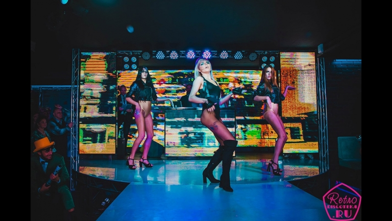 Miss Retro Club (Lady GaGa – 'VENUS' x 'G.U.Y.')
