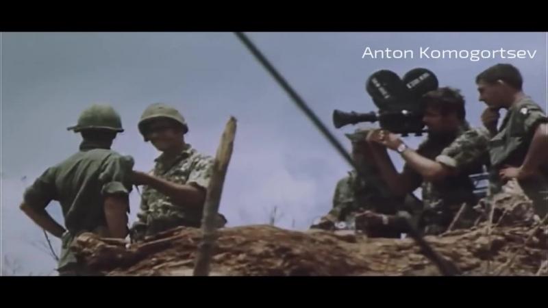 Vietnam War • The Bobby Fuller Four - I Fought The Law