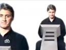 Анонс программы О, Счастливчик и заставка НТВ Представляет НТВ, 1 апреля 2001