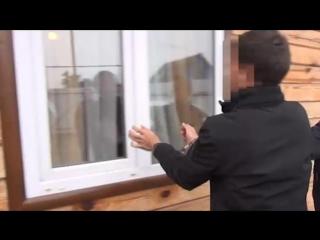 Тюменские полицейские задержали подозреваемого в совершении серии краж из дачных домов