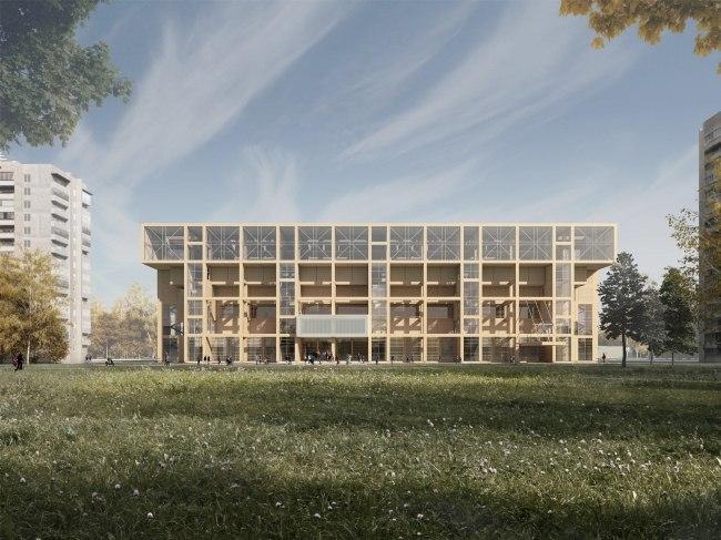 Международный архитектурный фестиваль объявил шортлист лучших архитектурных проектов 2017 года.
