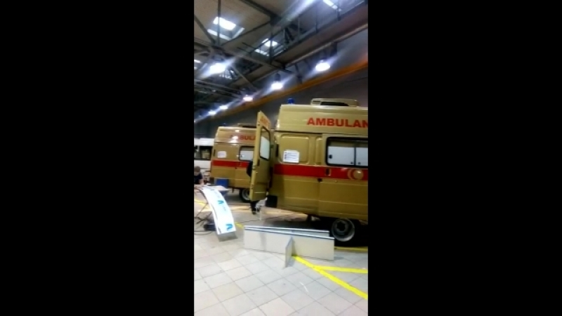 Производство фургонов и спецтехники