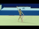 Дарья Зайцева - Обруч 17.500(квалификация)