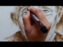 Филлипинская бабушка зарисовка