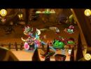 Angry Birds Epic 101 игровой Мультик развлекательное видео для детей Bad Piggies КИД КРУТИЛКИНЫ