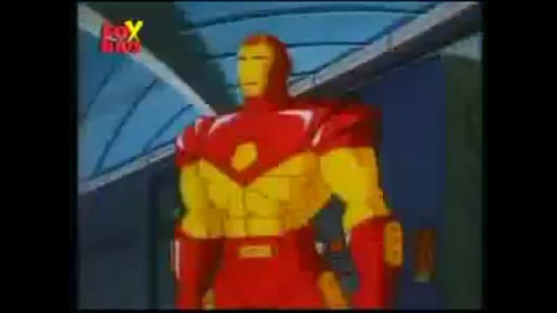 Железный Человек Iron Man 1994 г.