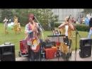 Индейцы Эквадора и их волшебная музыка на День города Омск из х ф Последний из Могикан