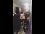180116 Filming a new NCT MV in Ukraine