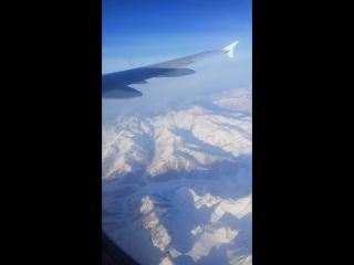 Перелет Кавказский хребет
