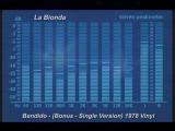 La Bionda - Bandido (Bonus - Single Version) 1978 Vinyl